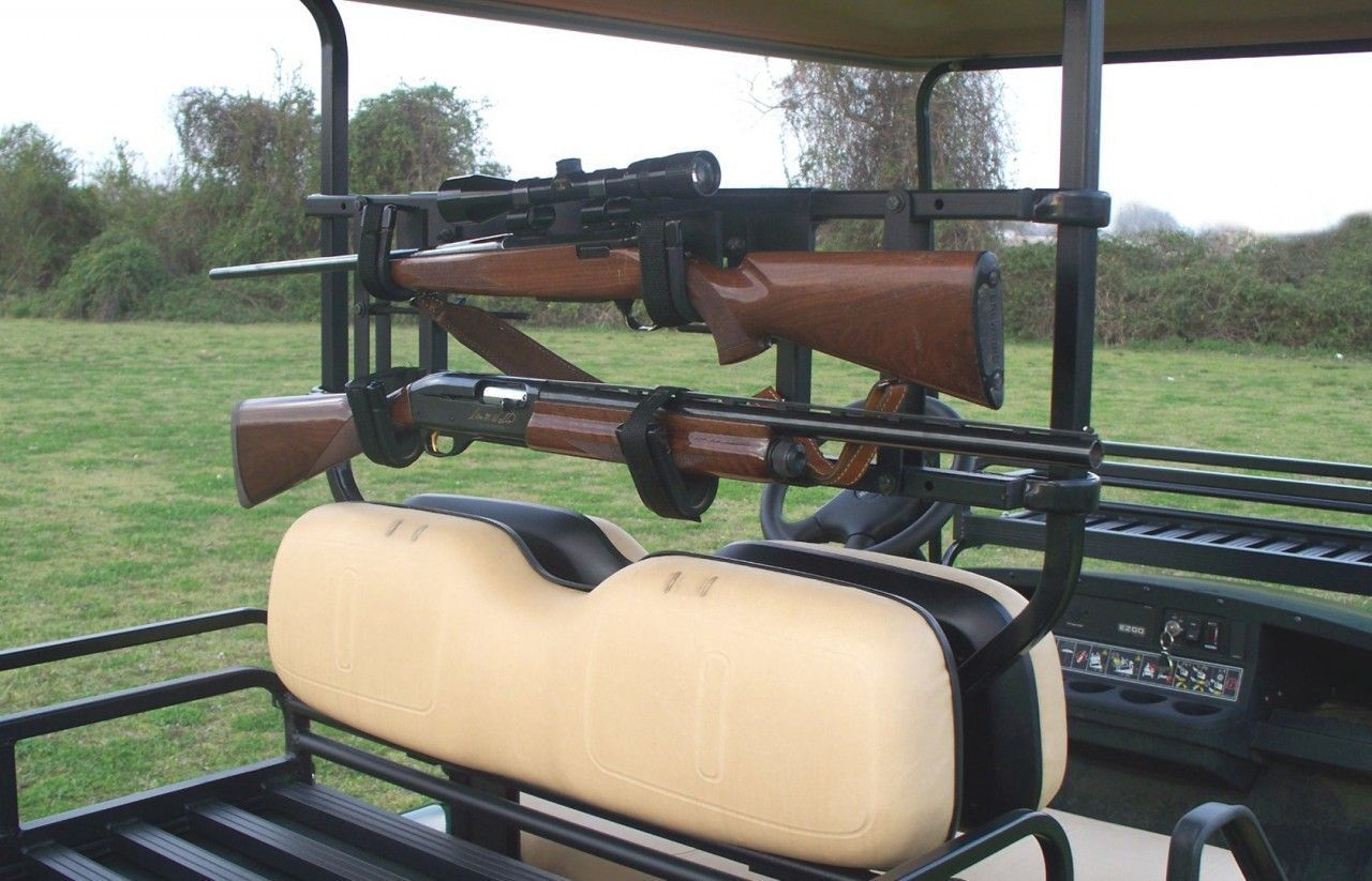 Gun and Bow Holders