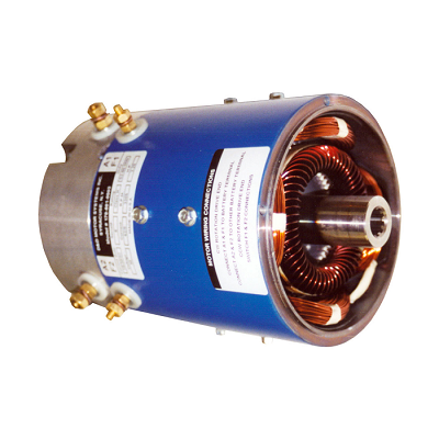 Club Car Series-Wound Electric Motors