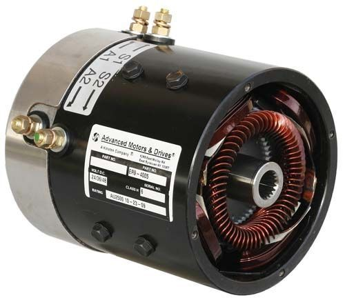 Motors, Controllers, and Performance Parts