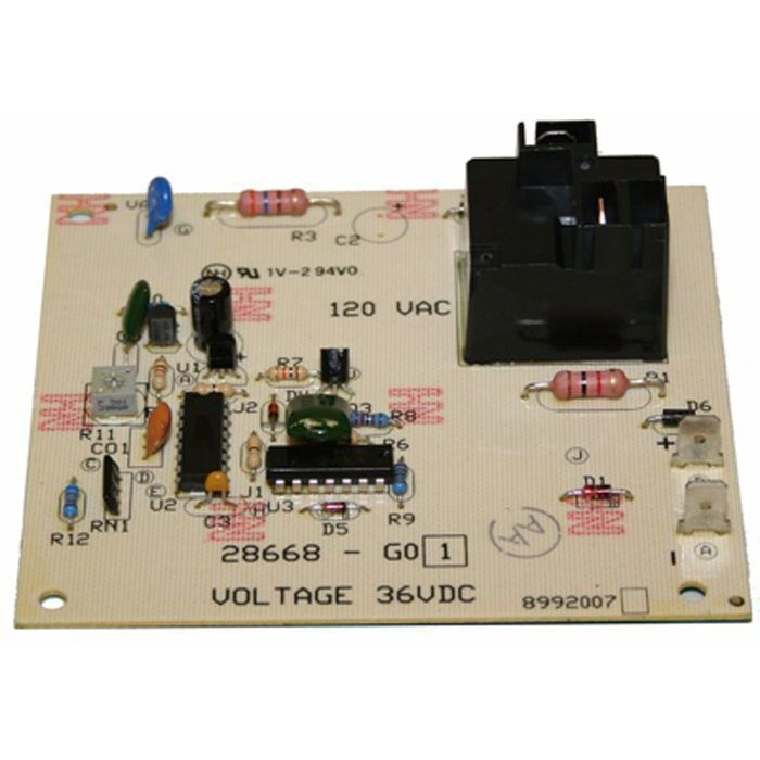 EZGO Total Charge Charger Module Control Board