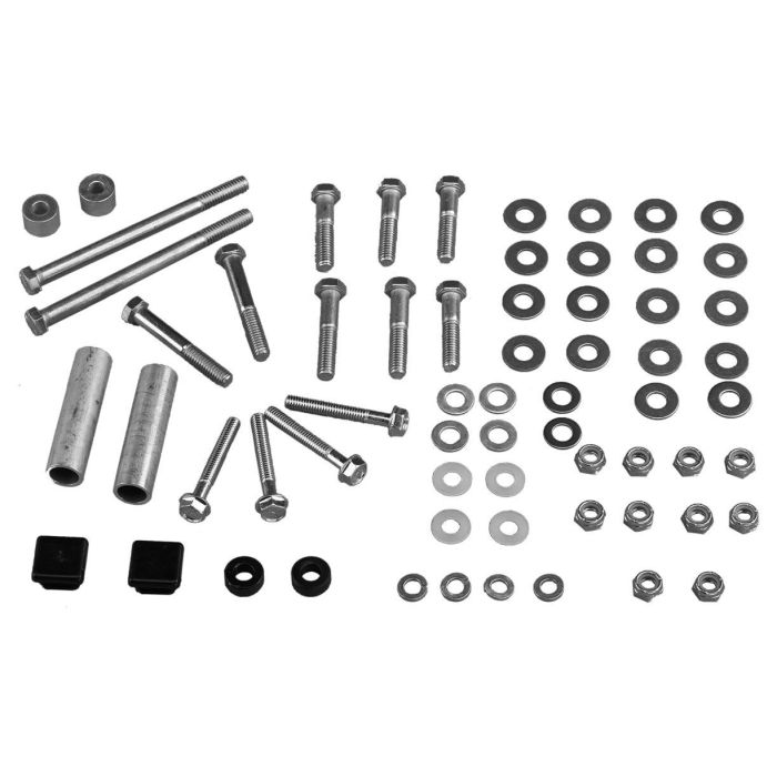 EZGO Medalist/TXT 4 Caddy 80 Inch Top Hardware Kit Only